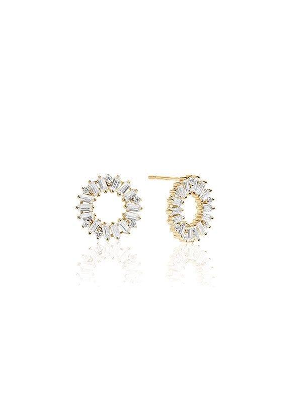 Antella Circolo Earrings