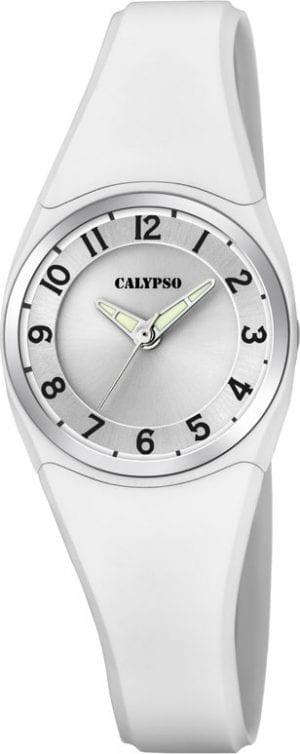 Calypso Barneur 100M Hvit
