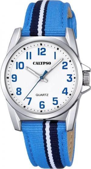 Calypso Barneur 5 Atm Blå Natorem