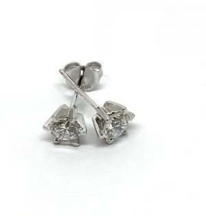 Enstens Diamantørepynt 1Ct Twsi