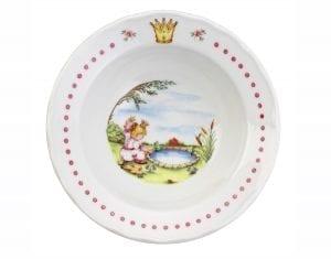 Grøtskål Prinsesse Porselen