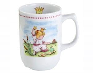 Krus Prinsesse Porselen