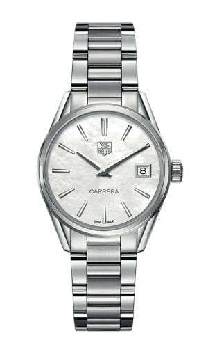 Tag Heuer Carrera Dame Quartz 32 Mm