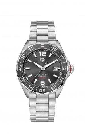 Tag Heuer F1 Aut Cal 5 Anthracite Dial