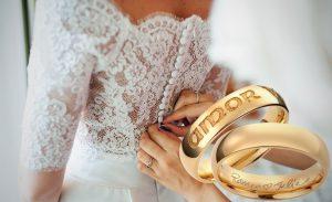 Bryllup / Forlovelse