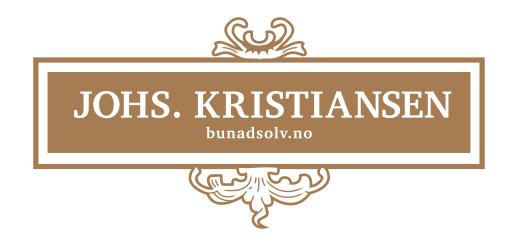 Johs Kristiansen Logo
